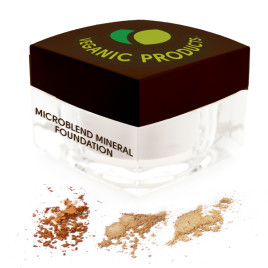 Microblend Mineral Foundation