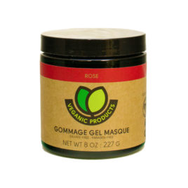 Rose Gommage Gel Masque