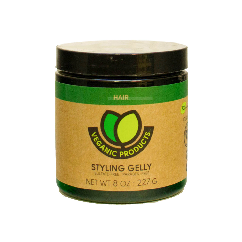 Hair Styling Gel \u2013 Veganic Products