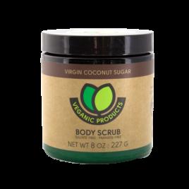 Virgin Coconut Sugar Scrub